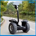 Moteur électrique puissant de équilibrage du scooter 36V d'individu tous terrains de Segway de gyroscope avec la sonde de pieds