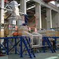 lignito carbón máquina de la prensa
