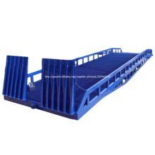 6 ton-20 toneladas rampa de carga fija 2500*2000mm con tamaño de la plataforma