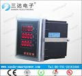 CE medidor eléctrico digitales amperímetro ac