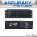 Difusión de clase profesional Audio ecualizador EQ-2231