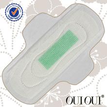 función de aniones toalla sanitaria para las mujeres