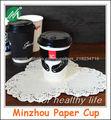 Unique vaso de papel desechable barato