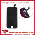 China preço de fábrica para iphone 5s tela lcd