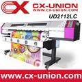 fuerte marco de buena calidad la bandera en interiores de la impresora de cama plana para la venta