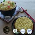 la copa puerto picante sabor de fideos instantáneos de sopa