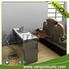 Cheap ecológico de acero ligero prefabricado un Marco Home