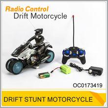 el último 2014 7ch rc juguete de rotación de la motocicleta para la venta oc0173419