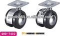 de zinc aloy ruedas para muebles