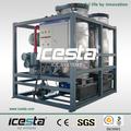 Icesta 40t~80t tubo industrial fábrica de gelo do produtor