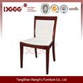 estofado de madeira cadeiras de sala de jantar móveis