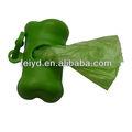 bolsas desechables de plástico para mascotas