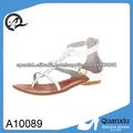 modelo de moda 2013 sandalias