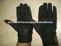 Pre- curvado que coincida con los dedos en forma de guante de béisbol/béisbol golpearon el rendimiento guantes de bateo