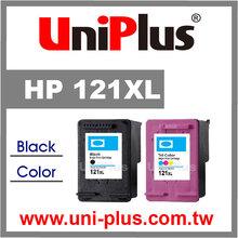 Cartucho para hp 121 121 xl CC641HE alto rendimiento negro color
