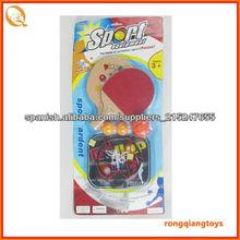 el ping-pong del juguete de la simulación del 15cm fijó lo más tarde posible + tamaño del tablero del baloncesto SP211128544A