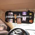 organisateur de voiture housse en tissu élastique orgnanizer cas numérique et cosmétiques