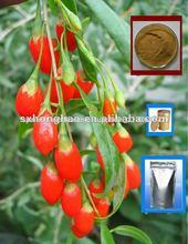 muestra libre para extracto de la baya del goji