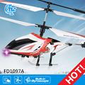 fd1097a z001 volando de metal helicópte
