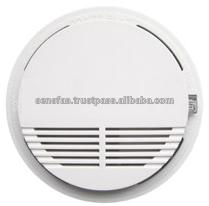 red inalámbrica con sistema de alarma inalámbrica y la interconexión con el grupo de los detectores de humo sensor de