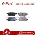 Pastillas De Freno Para Toyota Corolla 04466-52150 De China Buena Calidad Proveedor Precio Bajo