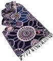 lana tejido bufanda