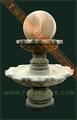 Stone Fountain Esfera flotante