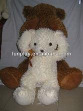 hi ce grande lindo oso de peluche de juguete de peluche de juguete de felpa