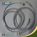 de alimentación de ca adaptador de corriente continua de reparación de cuerda de cable para apple macbook pro de corriente