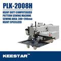 Keestar plk-2008h industrial pesado del bordado de la máquina de coser