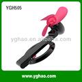 la promoción ygh505 personalizados mini eléctrico del ventilador del usb