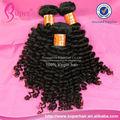 Duby weave do cabelo humano, acheap atacado da qualidade superior do cabelo humano tecer, fro kinky cabelo rabo de cavalo
