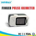 Sunmas quente equipamento de testes médicos ds-fs10a oxímetro digital