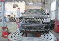 El cuerpo del coche de banco de reparación/auto del cuerpo de la máquina marco/chasis del automóvil enderezar banco