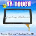 Con mf-198-090f-2 tablet pc del panel de tacto