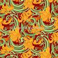 floral impresso tapete aubusson tapete 03