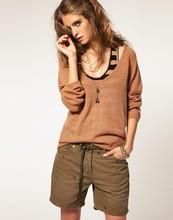 chicas de moda suéteres tejer patrones