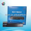 2013 nuevo receptor original de Skybox f6 HD vía satélite con IPTV, la función 3G