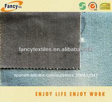 """5.5oz de mezclilla de algodón 16x16 68x48 59/60"""" 1/1( cambray)"""