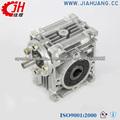 Transmisión de potencia mecánica NRV030 pequeñas Reductores de velocidad para motores eléctricos