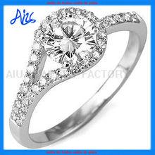 anillo de bodas, anillo de plata