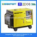 china fábrica de la venta caliente 11 kva generador eléctrico