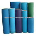 La producción de China,rubber blanket,imprimir tela de goma