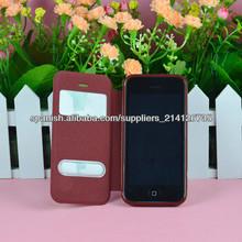 La cubierta del tirón del teléfono DISEÑO INTELIGENTE DE RECIENTE para el tipo de moda MANZANA 5C vista S caso de 5c iphone