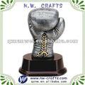 resina artesanías trofeo premios deportivos boxeo