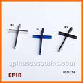 Ebay venta caliente colgante de joyería- baratos thin cruz colgante