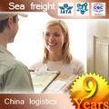 Carga aérea/servicios de transporte marítimo--- sangni