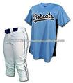 Principales clásico equipo de softbol uniformes/original de los uniformes de softbol/los jugadores del club de softbol uniforme