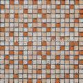 mosaico de oro pared de cristal del mosaico del arte mosaico de cristal cocina patrones de mosaico de pared nuevos productos