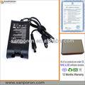 para dell latitude d500 d600 d800 x300 portátil adaptador de ca